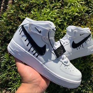 Nike air force 1 custom drip